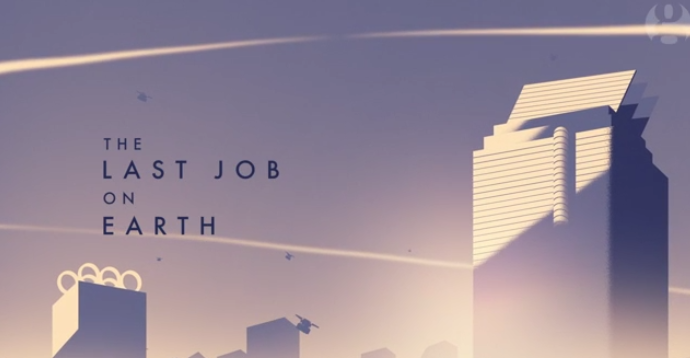 the last job on earth